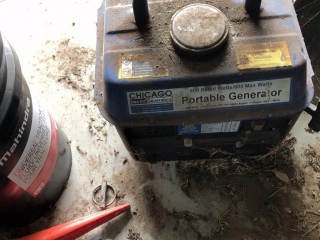 Light Duty Portable Generator