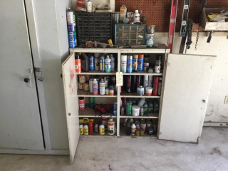 Cabinet lot