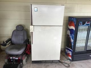 Kenmore refrigerator working