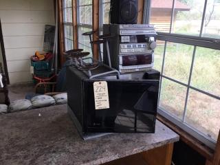 Microwave lot