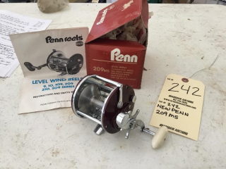 New Penn 209ms in box