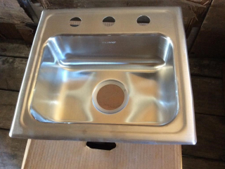 Small Elkway Stainless Sink