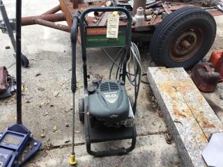 Craftsman pressure washer gas