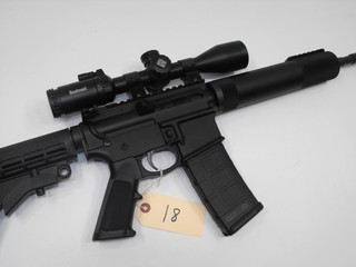 (R) Colt Light Carbine 223/5.56