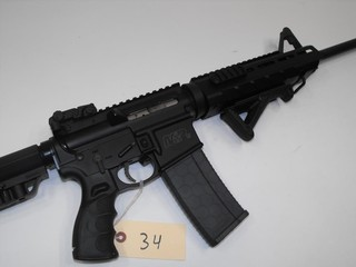 (R) Smith & Wesson M&P 15 5.56