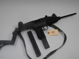 (R) Century Arms UC-9 UZI 9MM
