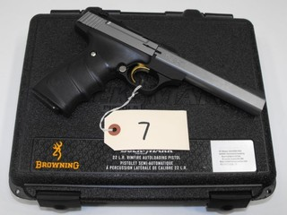 (R) Browning Buck Mark 22 LR Pistol