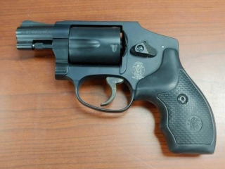 Smith & Wesson Airweight .38