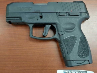 Taurus G2S 9mm with magazine,