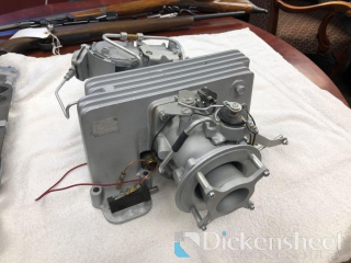 1957 Chevrolet Corvette Fuel Injection System