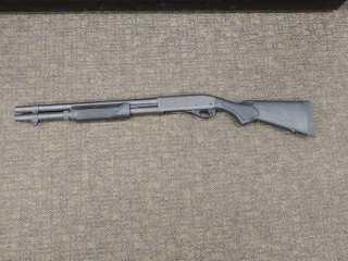 Remington 870 hogue 12 Gauge