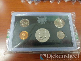 1968 Silver Proof Set