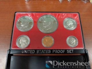 1976 US Proof Set