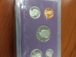 1990 US Proof Set