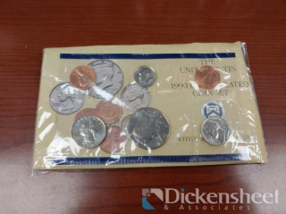 1990 US Uncirculated Coin Set