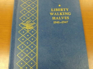 Liberty Walking Halves 1941-1947