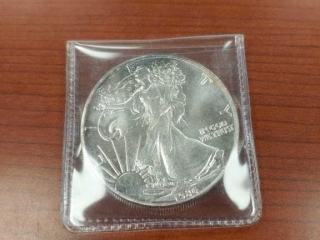 1986 Walking Liberty