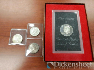 1971 Eisenhower Proof Dollar