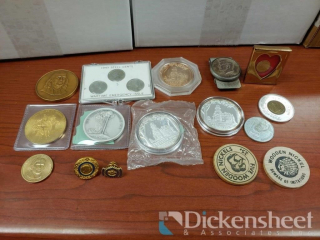 Lot of assorted commemorative