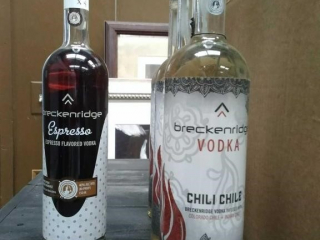 Breckenridge vodka lot: