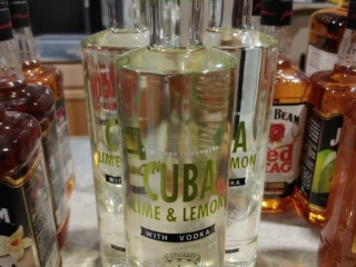 (3) 750ml Bottles of Cuba Liqueur