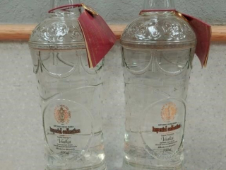 (2) 750ml Bottles of Faberge Arts