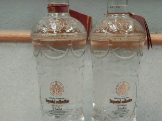 (2) 1L Bottles of Faberge Arts