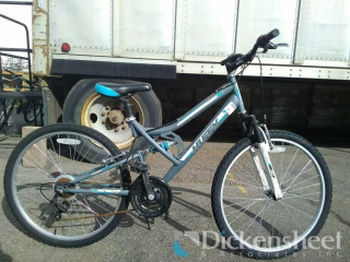 Huffy Trail Runner 18 speed with