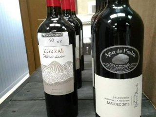 Malbec as follows: