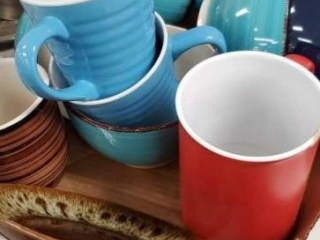 Bowls cups