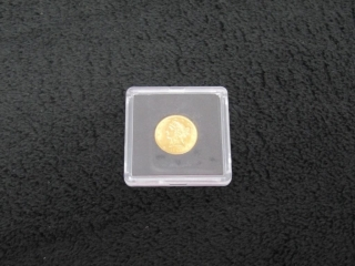1907 $5 Dollar Gold Coin-