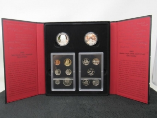 2005 US Mint Legacy Coin Set-