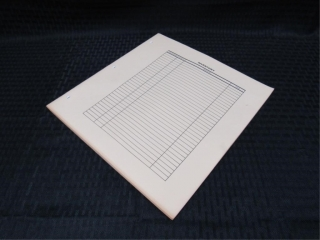 Mint Sheet File-