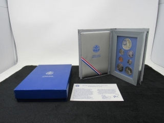 1986 US Prestige Mint Set-