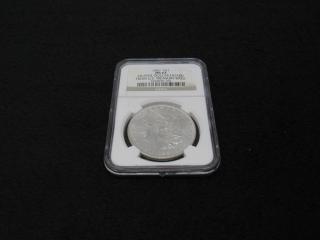 1887-P Morgan Silver $1 Coin-