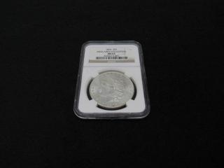 1896-P Morgan Silver $1 Coin-