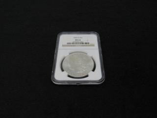 1902-O Morgan Silver $1 Coin-