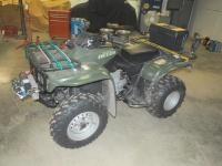 Honda TRX 250, Fourtrax Recon ATV Includes Front Electric Winch, Retractable Tow Strap On Rear, Owne...