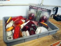 Tail Light Assortment Including Tow Lights, Tail Lights, Clearance And More