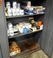 Oil Filter Assortment Including Protech, Napa, Group 7 And Purolator Brands, Contents Of 3 Shelves