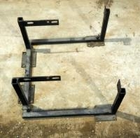 "Engine Shipping Crate Frame/Stand, 11"" x 19"" x 19"""