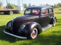 1938 Ford Sedan With 350 Chevy Engine, 350 Auto Turbo Transmission With Air Conditioning, Mileage Sh...