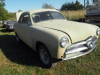 1951 Ford Business Coupe, With 1949 Hood And Grill, Ford 289 Engine With C4 Automatic Transmission,...