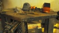 Craftsman Welding Helmets, Gloves Qty 2 Pair, Hand Tools And More