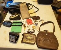 Ladies Purses, Coin Bags, Jewelry And More