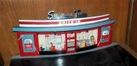 "Snap-On Tools Drive-In Model Car Display Shelf, 10"" X 22"" X 10.5"""