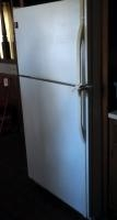 "Kenmore Cold Spot Refrigerator/Freezer With Automatic Ice Maker, Model #70102000, 66"" X 33"" X 32"", B..."