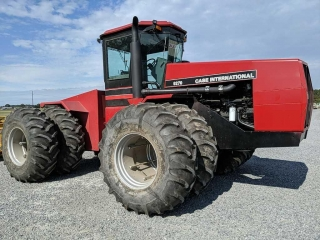 Case 9270 Articulated Tractor