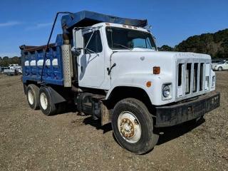 1988 International F-2575 T/A 14 yd Dump Truck