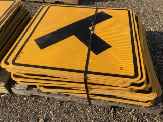 Signs - 1 pallet